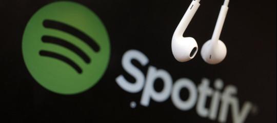 Promozione musicale su Spotify