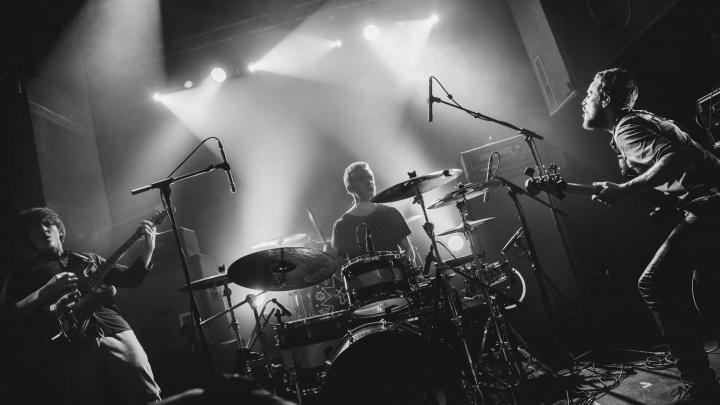 Baron Crâne, dalla Francia arriva il loro rock d'impatto