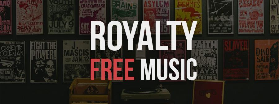 Musica royalty free: i migliori siti dove trovarla e inserirla