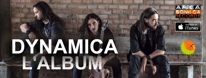 """""""Dynamica"""", debut album dell'omonima band Dynamica"""