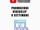 PROMUOVI IL TUO VIDEOCLIP SU YOUTUBE