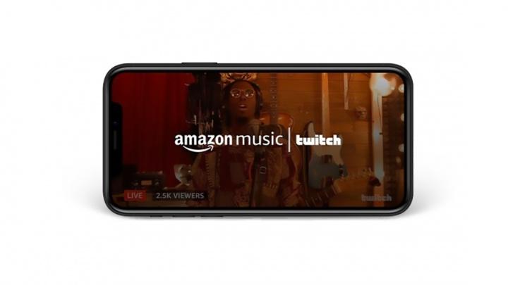 Amazon Music e Twitch siglano una storica partnership