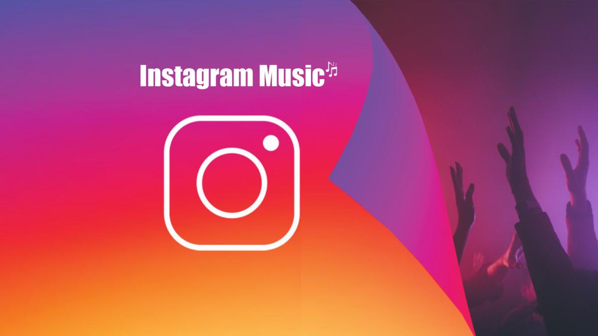 Inserire testo di una canzone su Instagram