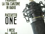 PROMOZIONE IN RADIO PACCHETTO ONE